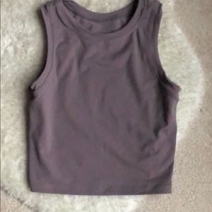 Tops - Paragon fit wear size S lilac tank